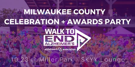 Walk to End Alz MKE | Celebration Party tickets