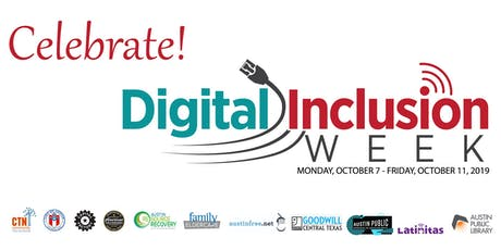 JOIN US TO CELEBRATE DIGITAL INCLUSION WEEK! tickets