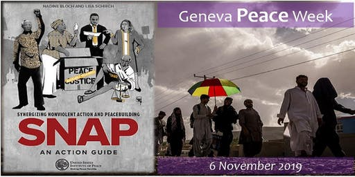 Geneva Peace Week: Supporting Activism and Peace Amid Repression and War