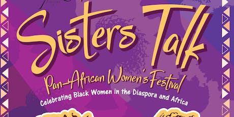 Sisters Talk Pan African Women's Festival tickets