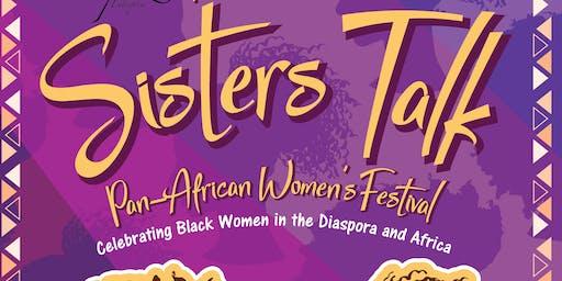 Sisters Talk Pan African Women's Festival