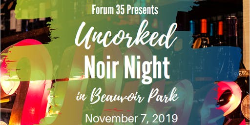 Noir Night | Uncorked Fall 2019