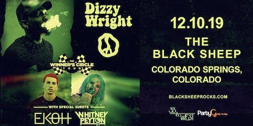 Dizzy Wright - Winner's Circle Tour w/ Ekoh at THE BLACK SHEEP