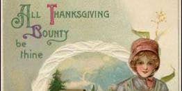 Thanksgiving Victorian Tea