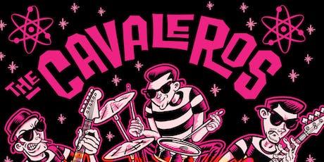 The Cavaleros // Slim Sandy & The Hillbilly Boppers - Live at Vinyl Envy tickets