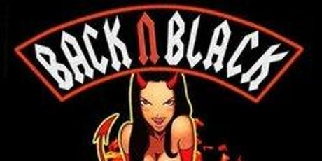 Back N Black tickets