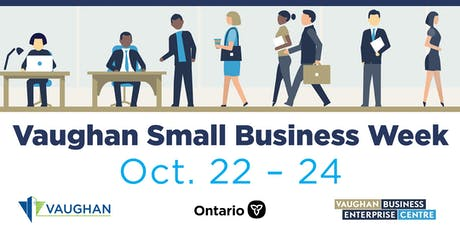 Drop in Q&A for Your Tax-Related Concerns   Vaughan Small Business Week tickets
