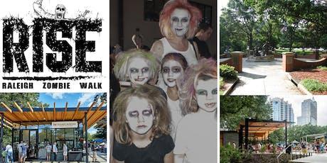 Zombie Kid Walk 2019 Invades Downtown Raleigh tickets