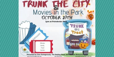 FREE: Trunk the City and Movies at the Park