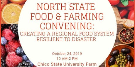 North State Food & Farming Convening tickets