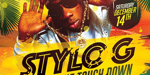 The Touch Down Tour Performing Live Stylo G
