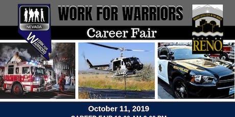 Work For Warriors Career Fair tickets