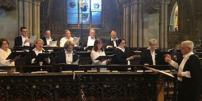 Christmas Repertoire Workshop