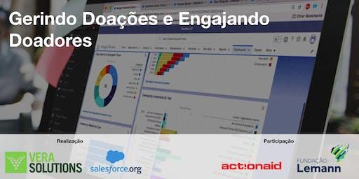 Gerindo Doações e Engajando Doadores: Salesforce para o terceiro setor