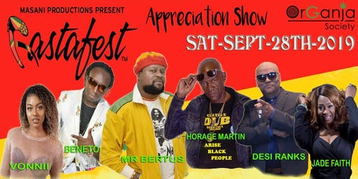 Rastafest Appreciation Show