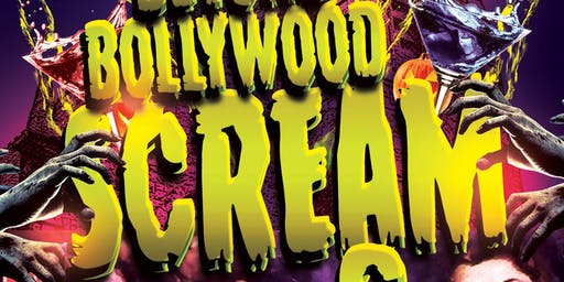 Bollywood Halloween SCREAM 6