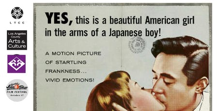 The Crimson Kimono (1959) presented by the Haunted Little Tokyo Film Festival tickets