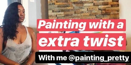 Sunday night P.V.O  presents Painting Pretty at Chef Milly's Cafe tickets