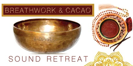 Breathwork & Cacao Sound Bath tickets