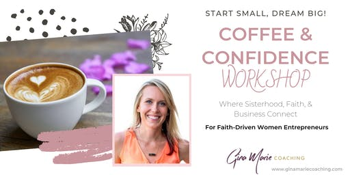 Coffee & Confidence Workshop - The Pitch