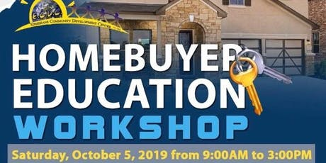 ECDC FALL HOMEBUYERS EDUCATION WORKSHOP tickets