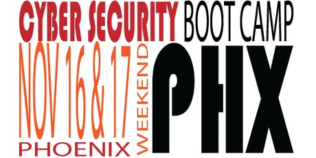 (Phoenix) CSI100: Introduction to Cybersecurity / CSX Fundamentals (Weekend Boot Camp) tickets