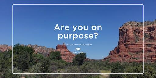 The Power of Purpose - 2 Saturday Workshop