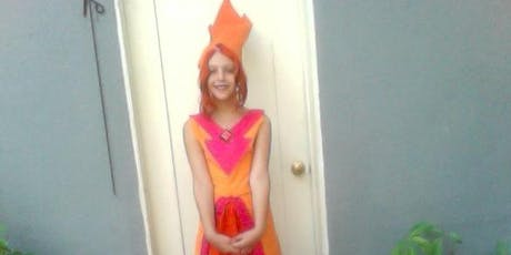 Home Made Halloween Costume Tutorial tickets