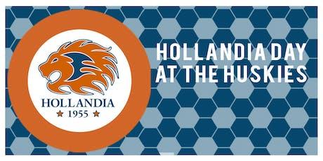 Hollandia at Huskies Games! tickets