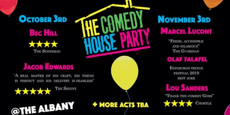 Comedy House Party tickets