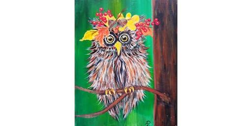 11/7 - Harvest Owl @ Woodhouse Wine Estates, Woodinville