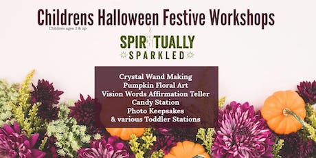 Halloween Festive Workshops tickets