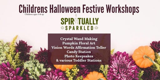 Halloween Festive Workshops