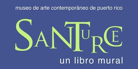 Recorridos extramuros 'Santurce, un libro mural' tickets