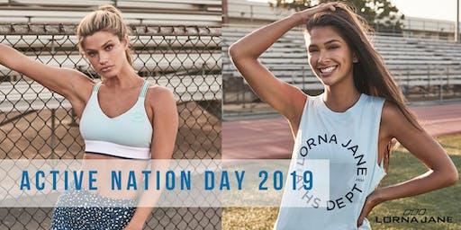 Active Nation Day: Santa Anita
