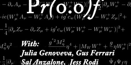 "Genoveva Productions:  Staged Reading, ""Proof"" by David Auburn tickets"