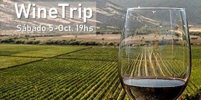 WineTrip - Degustación de Vinos