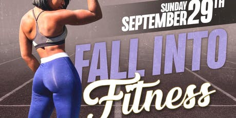 Fall Into Fitness Bootcamp tickets