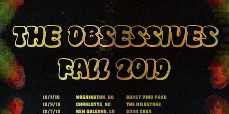 THE OBSESSIVES w/ OL' SPORT & HECKDANG at The Milestone on Thursday 10/3/19 tickets