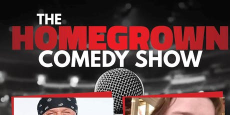 Homegrown Comedy Show tickets
