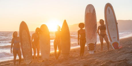 Yoniswell Beach CleanUp and Group Surf tickets