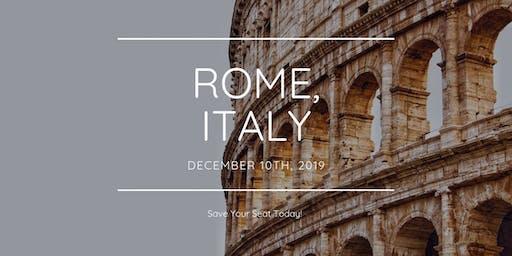 Sinfonia delle cellule -Roma