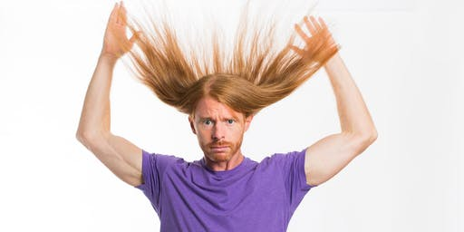 YouTube star/comedian  JP Sears