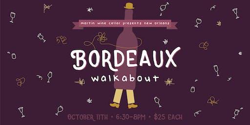 Bordeaux Walkabout: New Orleans