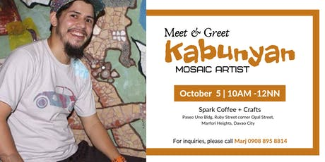Meet and Greet: Kabunyan Mosaikero tickets