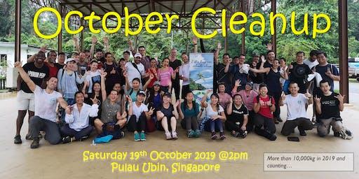 Nature Cleanup @Pulau Ubin