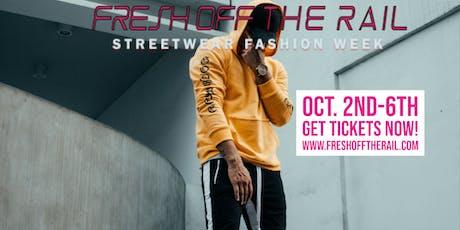 Fresh Off The Rail Fashion Week - Season 5 tickets