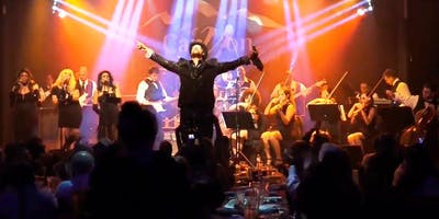 JD Hall & The Barry White Tribute Symphony Orchestra