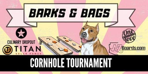Barks & Bags Cornhole Tournament