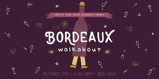 Bordeaux Walkabout: Lobdell